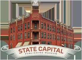 Publishing Museum Logo